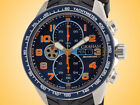 GRAHAM Silverstone RS Racing Chronograph Stainless Steel Men's Watch