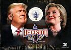 DECISION 2016 SERIES 2 UPDATE TRADING CARDS BOX