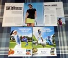 MICHELLE WIE 5 SELF MAGAZINE PHOTO PINUP SCRAPBOOK CLIPPINGS