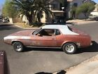1973 Ford Mustang FORD MUSTANG 1973