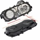 For GY6 50cc 139QMB Chinese Scooter Belt Cover Short Crankcase 669 Belt Aluminum