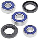 Kawasaki KE100 1976-2001 Rear Wheel Bearings And Seals