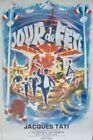 JOUR DE FETE French movie poster 16x24 JACQUES TATI R72 NM Landi Art