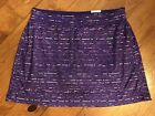 NWT SUPER MADE FOR LIFE SKORT SIZE 1X LOVE THESE