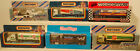 DTE 6 MATCHBOX CONVOY TRUCKS MALONE RACING PEPSI 7 UP CHARITOYS WHITE ROSE