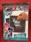 My Little Pony Magic Art Scratchers 2 Pack With Scratching Stylus Brand New