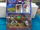 2000 Starting Lineup Classic Doubles Inter-League Play Derek Jeter/Mike Piazza