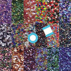 Miyuki Delica 11 0 7 grams 1200 Glass Seed Beads Mix 28 colors U Pick