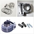50mm Big Bore Cylinder Kit For GY6 50cc to 100cc Chinese Scooter Engine 139QMB