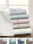 Deep Pocket Egyptian Touch Wrinkle Free Sheet Sets Assorted Sizes