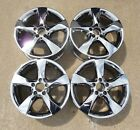 MERCEDES C CLASS 250 300 350 AND METRIS 17 CHROME OEM WHEELS 85510