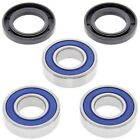 Suzuki RM250 1992-1995 Rear Wheel Bearings And Seals