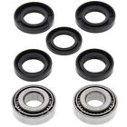 1980-1981 BMW R45TN Motorcycle All Balls Wheel Bearing Kit [Rear]