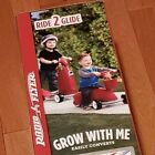 Radio Flyer Ride 2 Glide Grow With Me Ride on ez Converts to Scooter Ages 1 4