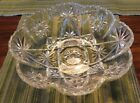 Vintage EAPC Anchor Hocking Early American PRESCUT PANEL SCALLOPED SALAD BOWL