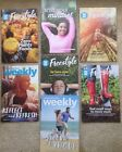 Weight Watchers 8 Weekly Magazine Freestyle Helps Tips + Shift Your Mindset Book