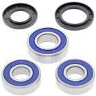 Suzuki XF650 Freewind Euro 1997-2001 Rear Wheel Bearings And Seals