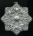 Towle Sterling Silver Christmas Ornament