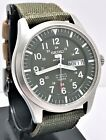 EXCELLENT SEIKO 5 SPORTS SNZG09 (7S26-03J0) 42MM WITH GREEN DIAL! USA SELLER!