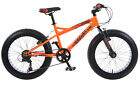 Coyote Ghetto Fat Bike 20 x 3 Neon Orange RRP 29999