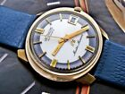 Vintage Bicolor Lecoultre Master Mariner HPG Automatic Mens Watch 35mm Cal 880