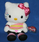 TY HELLO KITTY RETRO the BEANIE BABY - MINT with MINT TAGS