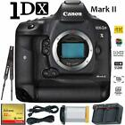 Canon EOS 1D X Mark II DSLR Camera Professional Bundle