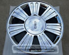 LINCOLN NAVIGATOR 18 INCH CHROME WHEELS 3665 RIMS MARK LT BL7Z1007B 7L741007JG