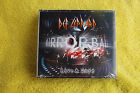 NEW/SEALED 2 CD, 1 DVD SET! DEF LEPPARD! MIRROR BALL LIVE AND MORE! 24 SONG SET!