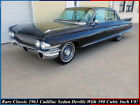 1961 Cadillac DeVille SEDAN below $4100 dollars