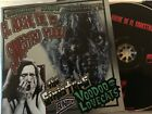 VOODOO LOVECATS / THE SINISTERS - El Noche Split CD Horror Show Great Cond!