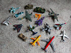 Diecast Military Vehicle Lot Tanks Planes Jeep Helicopter WWII more