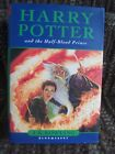 Harry Potter and the Half Blood Prince First Edition Hardback 2005