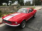 1968 Ford Mustang 1968 mustang
