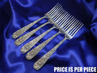 *1* KIRK REPOUSSE STERLING SILVER PLACE FORK - GOOD CONDITION S