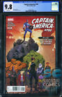 CAPTAIN AMERICA #700 - FIRST PRINT - MARVEL COMICS - CGC 9.8 - SOLD OUT - FINAL