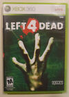 Left 4 Dead Microsoft Xbox 360 2008 Left4Dead For Complete Valve