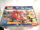 Revell Pie Wagon Original Box/unbuilt/Complete/Decal & Instruction sheets