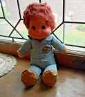VINTAGE 1974 MATTEL JEANS BEANS DOLL NO 5299 With Rainbow  Star on outfit