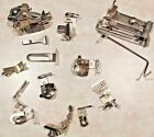 GREIST ROTARY ATTACHMENTS 14 pieces! VINTAGE!  NICE! FREE SHIPPING!