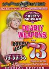 DEADLY WEAPONS/DOUBLE AGENT 73 - Games, movies & music