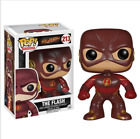 New Hot Pop! TELSVISION FLASH THE FLASH PVC Action Figure Model Toy #213
