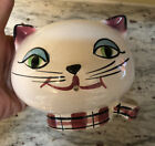 Holt Howard Cat string holder Holder Ceramic Vintage rare 1959
