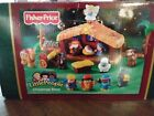 Fisher Price Little People Christmas Story Nativity Scene Set