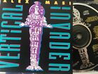ALEX MASI - Vertical Invader CD 1990 Metal Blade Records Excellent Cond!