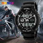 SKMEI Luxury Brand Sports Watches Shock Resistant Men LED Watch Military Digital
