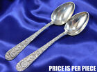 *1* KIRK REPOUSSE STERLING SILVER TEASPOON - NEARLY NEW CONDITION