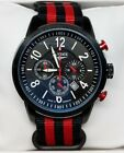 NEW ELYSEE Made in Germany The Race I Men's 45mm Chronograph Quartz Watch 80524