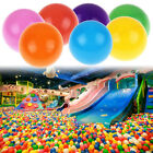 1000Pack 55mm Secure Fun Ball Soft Plastic Ocean Ball Baby Kid Toy Swim Pool Pit