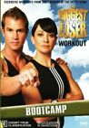 THE BIGGEST LOSER AUSTRALIA WORKOUT BOOTCAMP  DVD MICHELLE BRIDGES SEALED